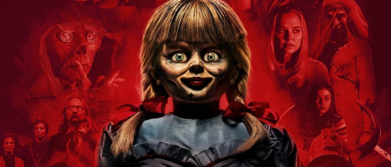 «Проклятие Аннабель 3»: демоническая кукла из Вселенной кошмаров Джеймса Вана снова приводит зрителей в ужас