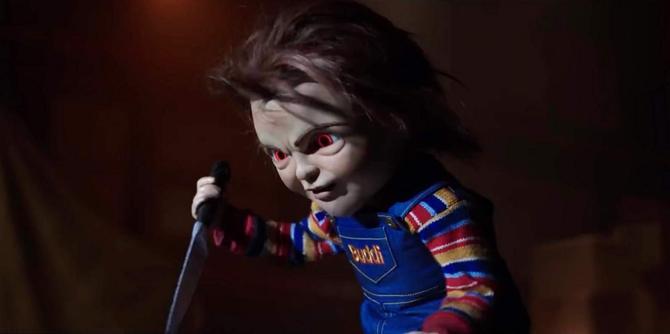 Фільм жахів Дитячі ігри