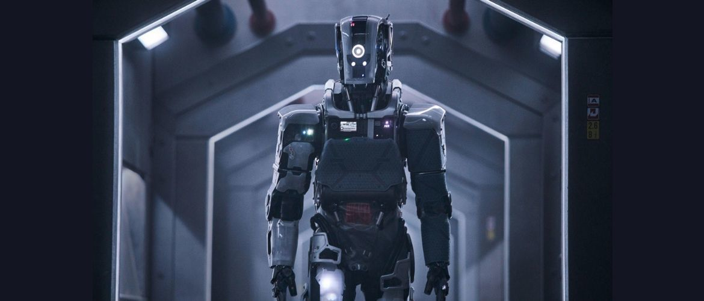 «Дитя робота»: футуристический триллер о человеке и машине