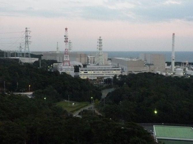 АЕС Хамаока в Японії