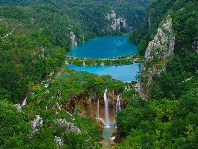 Плітвіцькі озера — Національний парк Хорватії