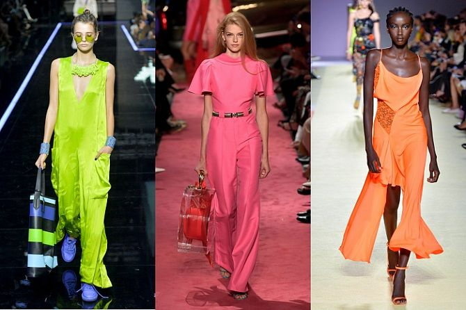 модные тренды 2019