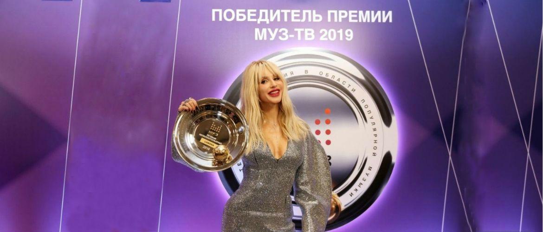 Підсумки премії Муз-ТВ 2019: Лобода, Кіркоров і Арбеніна стали переможцями