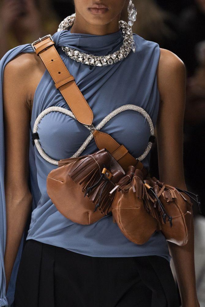 сумка через плече