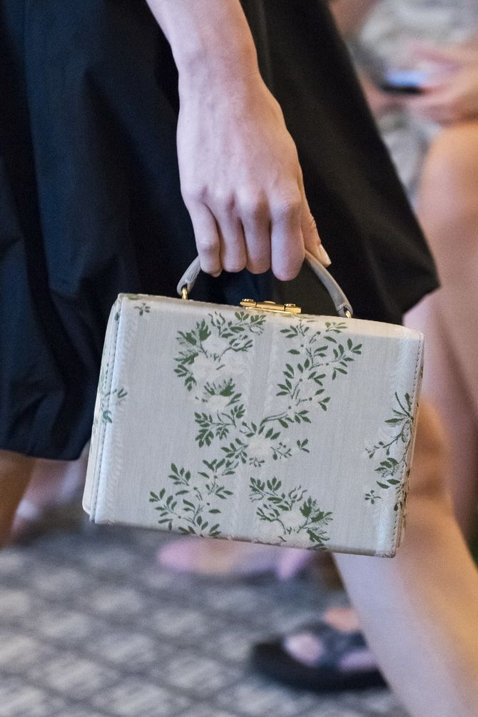винтажные сумочки-коробки