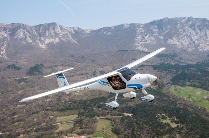 літак Avinor