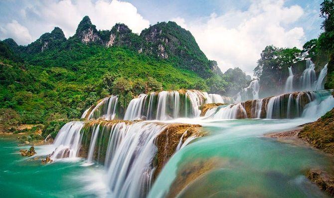 Водоспад Банзек (Детянь)