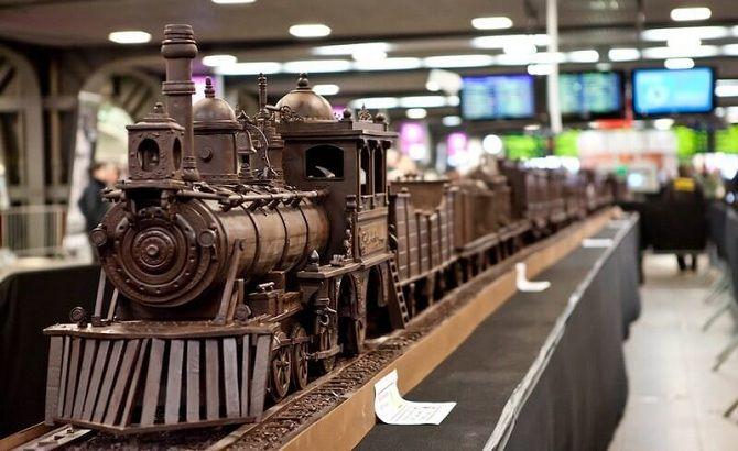 Шоколад як мистецтво: найвідоміші музеї шоколаду 8