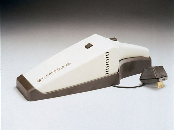 беспроводной пылесос Dustbuster