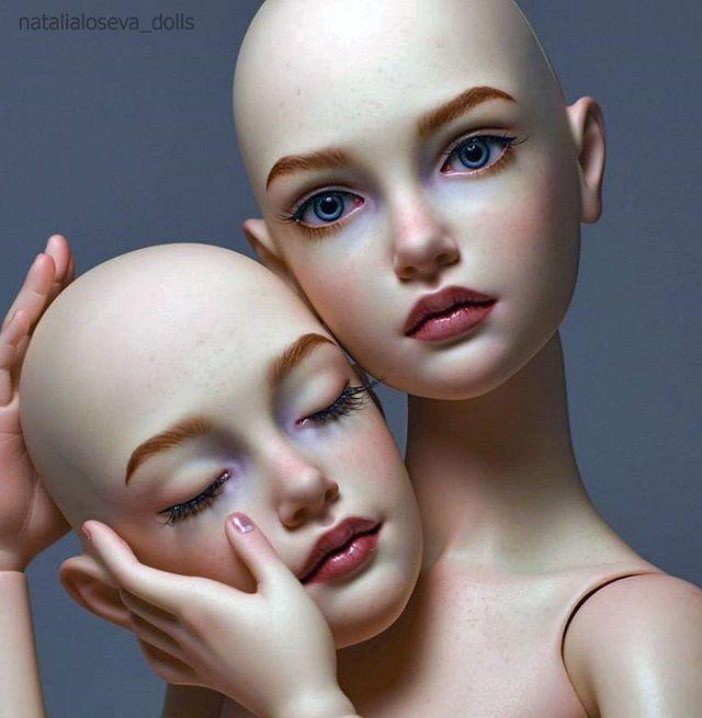 живі ляльки