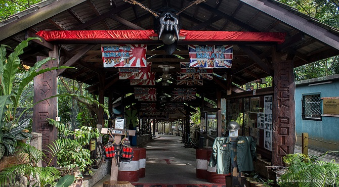 Военный музей Пенанга