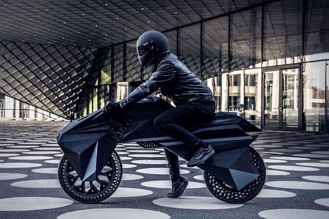 мотоцикл BigRep NERA