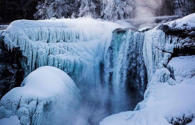 Ніагарський водоспад,
