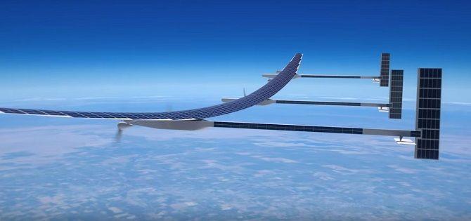 самолет Odysseus