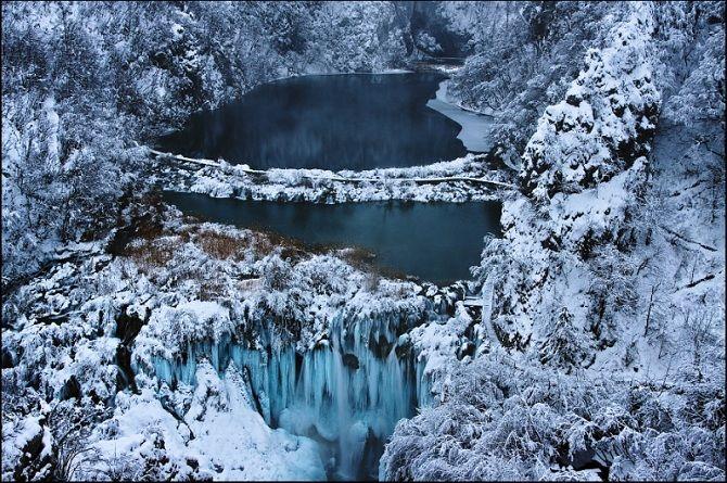 Водоспади Плитвицьких озер,