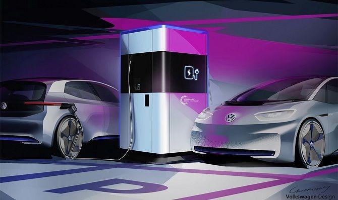 Power Bank от Volkswagen