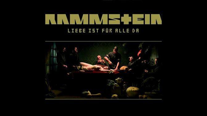 група рамштайн Rammstein