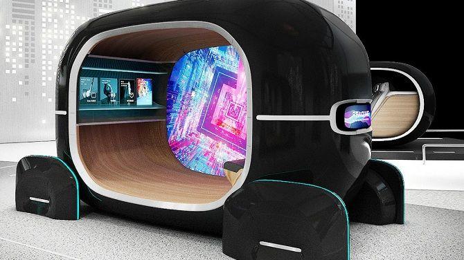 Технология R.E.A.D. от Kia