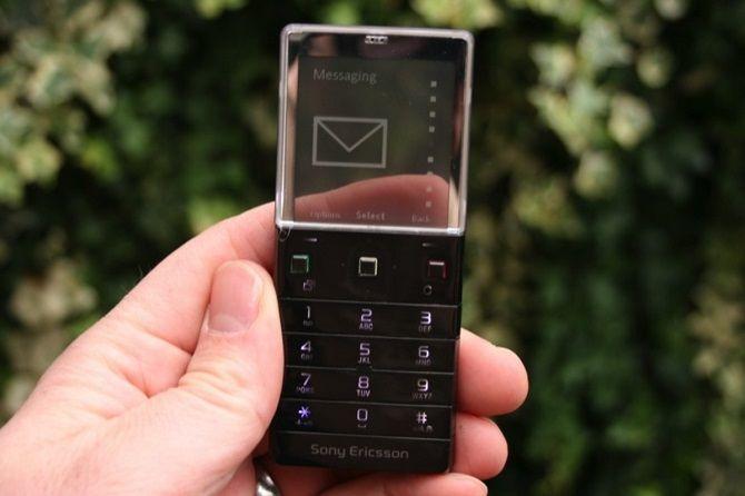 Sony Ericsson Pureness
