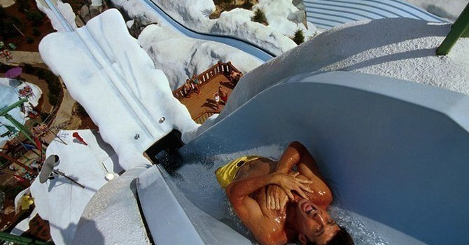 аквапарк Disney's Blizzard Beach
