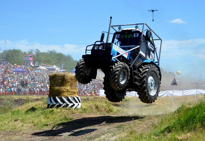 Тракторні перегони