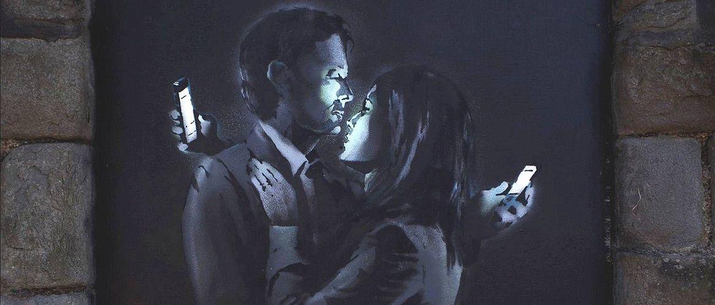 20 знакових робіт всесвітньо відомого графіті-художника Banksy (деякі вас шокують!)