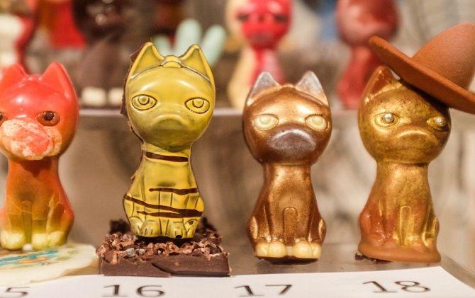 Шоколад як мистецтво: найвідоміші музеї шоколаду 4