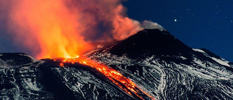 Schön bis in den Tod: 5 Vulkane auf dem Planeten, die plötzlich erwachten