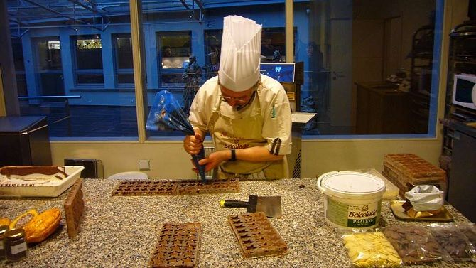 Шоколад як мистецтво: найвідоміші музеї шоколаду 6