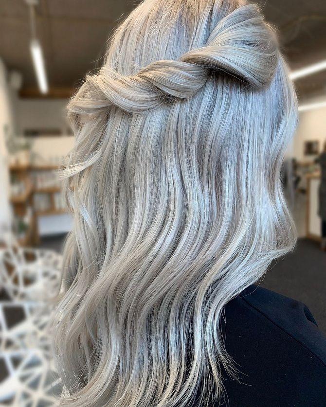 платиновий блонд