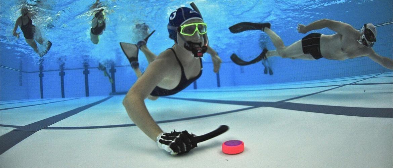 Підводний хокей, шаховий бокс та інші дивні, проте шалено популярні види спорту