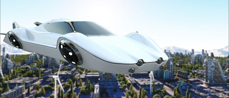 Коли автомобілі почнуть літати? Робочі моделі літаючих машин
