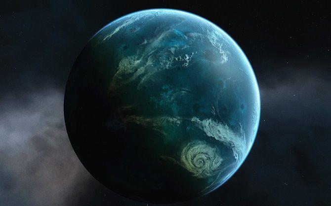 Поиск второй земли: 5 планет, на которых возможна жизнь 1