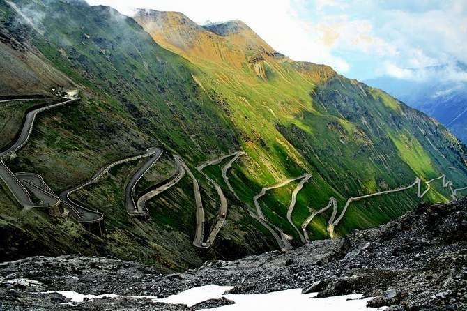 7 самых опасных дорог в мире 11
