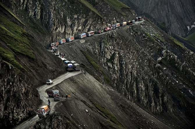 7 самых опасных дорог в мире 15