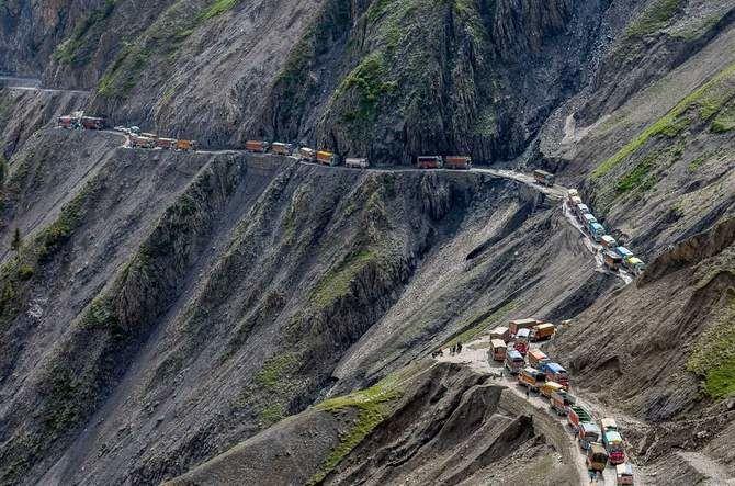 7 самых опасных дорог в мире 16