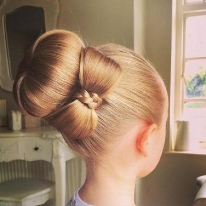 Модні зачіски в школу для дівчаток підлітків: легкі і прості варіанти 18