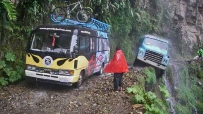 7 самых опасных дорог в мире 3