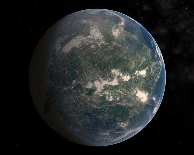 Поиск второй земли: 5 планет, на которых возможна жизнь 3