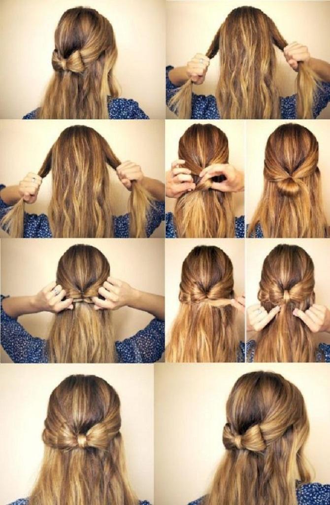 Модні зачіски в школу для дівчаток підлітків: легкі і прості варіанти 24