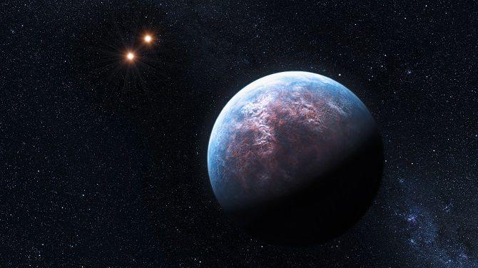 Поиск второй земли: 5 планет, на которых возможна жизнь 5