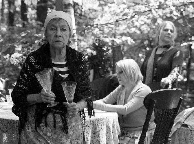 Александра Назарова: самая яркая сериальная бабушка 6