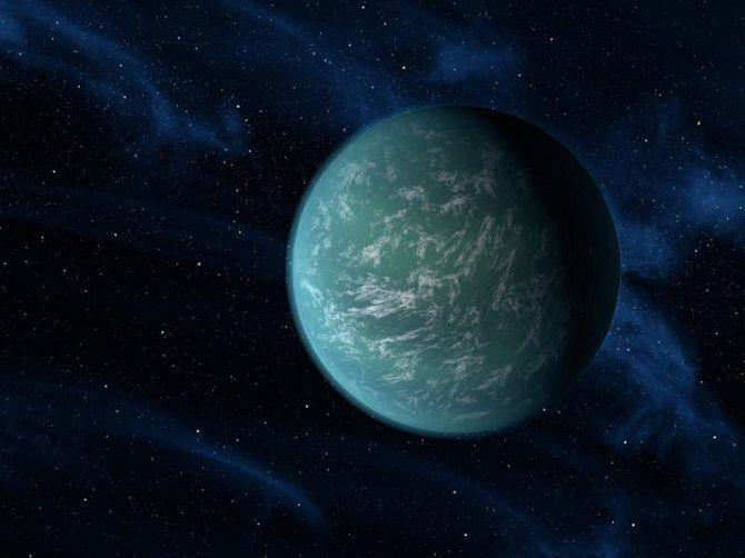 Поиск второй земли: 5 планет, на которых возможна жизнь 2