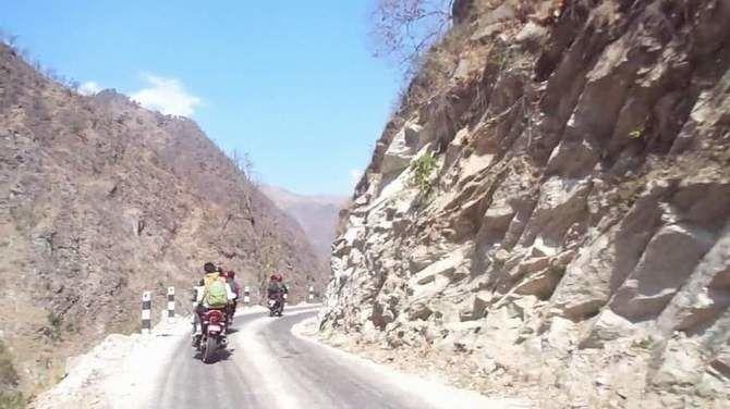 7 самых опасных дорог в мире 8