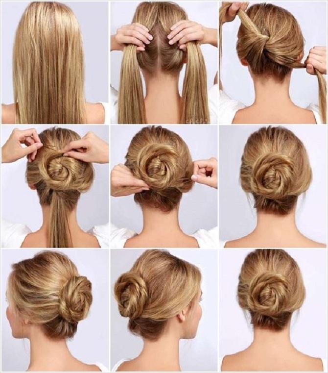 Модні зачіски в школу для дівчаток підлітків: легкі і прості варіанти 25