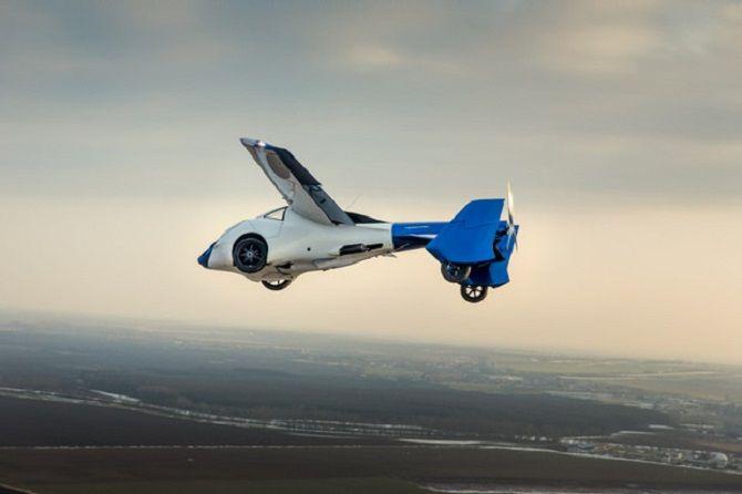 Суперкар AeroMobil 3.0