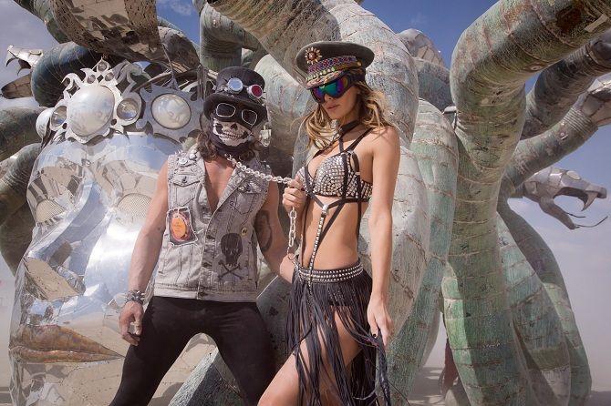 Буря посреди пустыни: фестиваль Burning Man 2019 20