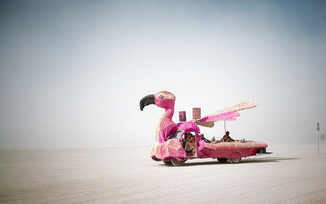 Буря посеред пустелі: фестиваль Burning Man 2019 21
