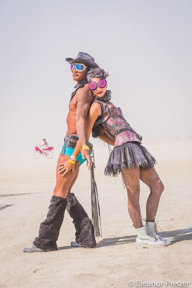 Буря посреди пустыни: фестиваль Burning Man 2019 31