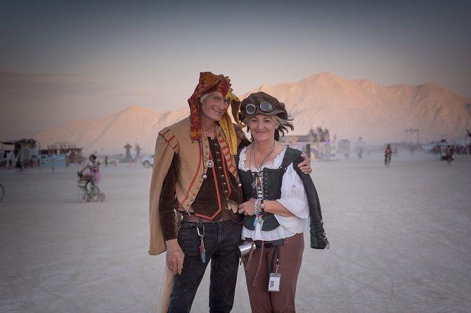 Буря посеред пустелі: фестиваль Burning Man 2019 33